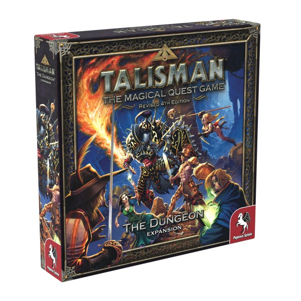 Talisman: The Dungeon [Expansion]