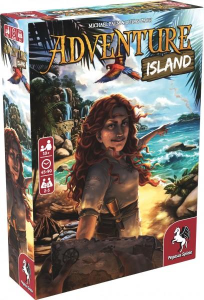Adventure Island (English Edition)