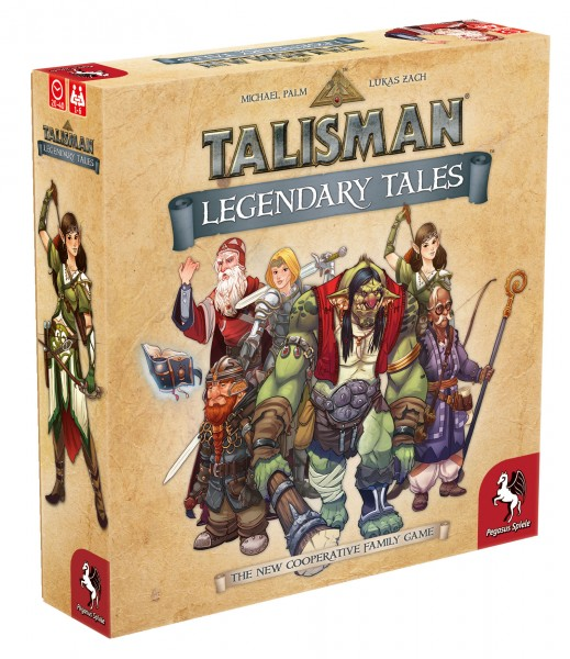 Talisman - Legendary Tales