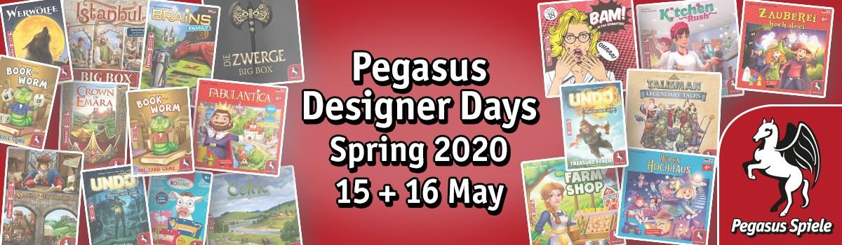 Newsheader_1200x350px_Pegasus-Designer-Days