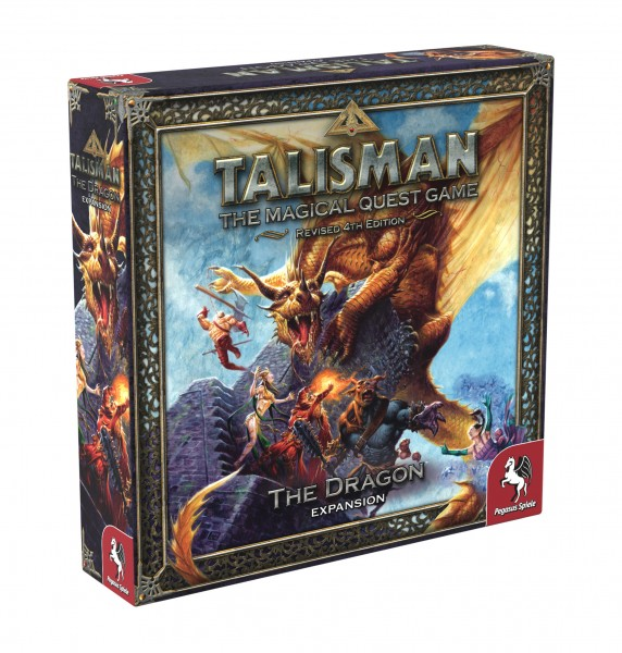 Talisman: The Dragon [Expansion]