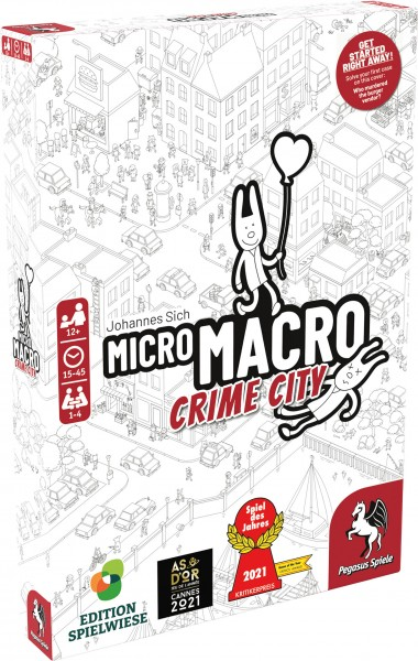 MicroMacro – Crime City