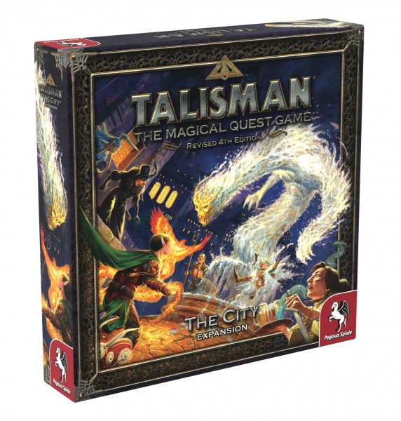 Talisman: The City [Expansion]