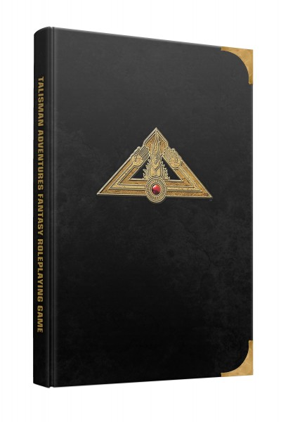 Talisman Adventures RPG Core Rulebook (Hardcover) *Limited Edition*