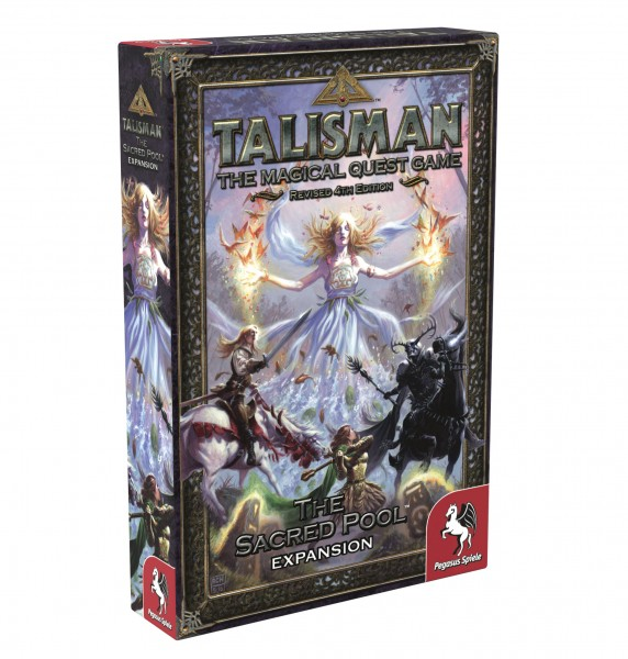 Talisman: The Sacred Pool [Expansion]